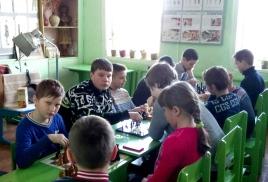«Тихие» баталии - шахматный турнир