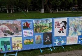 Выставка Стародубского центра детского творчества